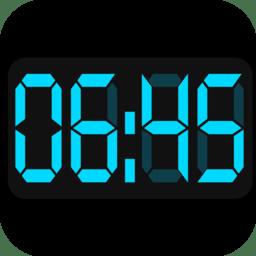 桌面悬浮时钟软件