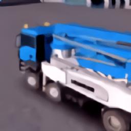 大型泵车模拟小游戏