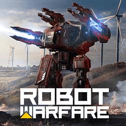 机器人战争机甲战斗手机版
