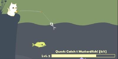 小猫钓鱼游戏