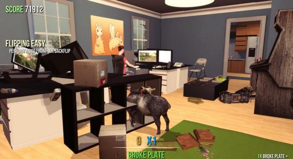 山羊模拟器pc版 v1.0 最新版 3