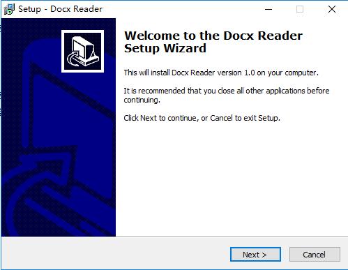 docx reader软件 v2.1 最新版 0