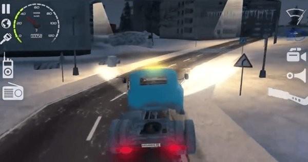 俄罗斯卡车模拟器官方版