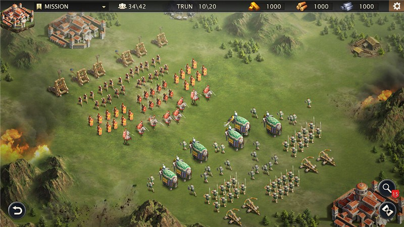罗马帝国战争手机版 v138 安卓版 1