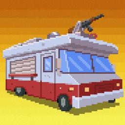 槍炮卷餅卡車中文版