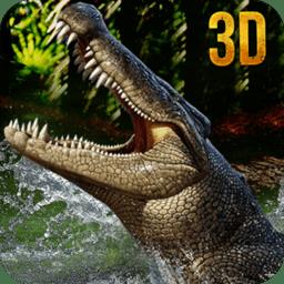 鱷魚獵人游戲