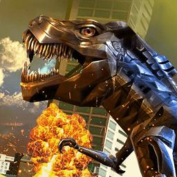 機甲恐龍戰爭游戲