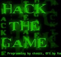 黑客速成游戏HackTheGame