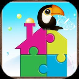 宝宝儿童拼图游戏免费版