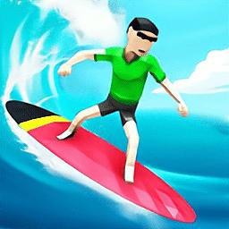 疯狂河冲浪者3d手机版