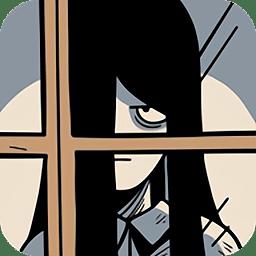 卡在窗户的女孩游戏