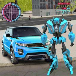 变形机器人生存模拟游戏