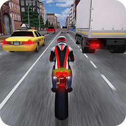 摩托车狂奔赛手机版