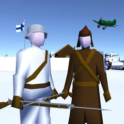 冬战战地模拟器游戏
