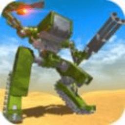 战争中的机器人中文版