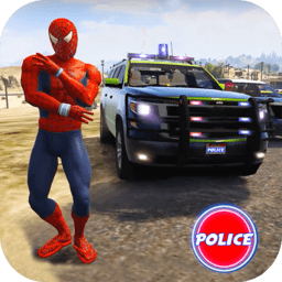超级英雄警车最新版