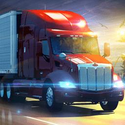 美国卡车模拟手游版