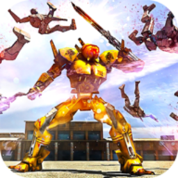机器人战争英雄3D手游