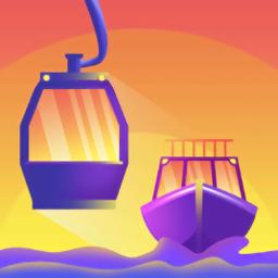 交通竞速游戏(Emoji Runner)