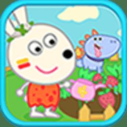 兔宝宝的农场小游戏