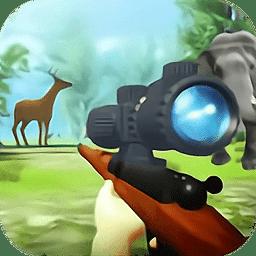 荒野狩猎战场游戏