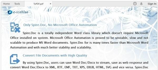 spire.doc for java免费版 v2.7.3 电脑版 0