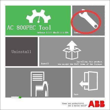 abb plc编程官方版(AC 800PEC Tool) v2.3.359 最新版 0