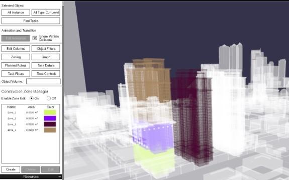 fuzor施工模拟动画制作 最新版 1