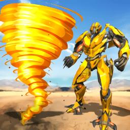 龙卷风机器人英雄手机版