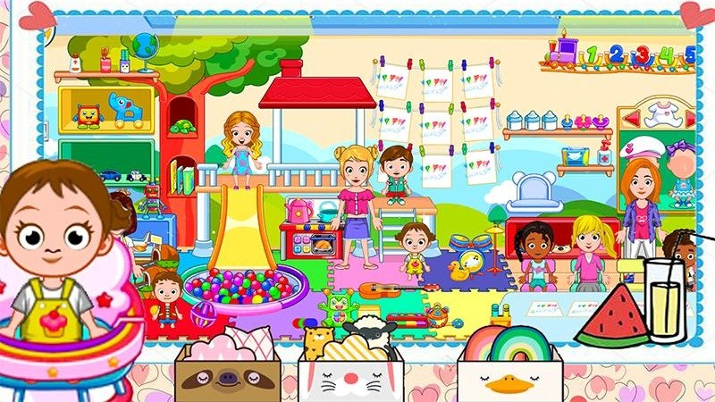 托卡小镇幼稚园最新版 v1.4 安卓版 2
