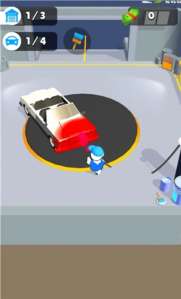 汽车改装工作室游戏 v0.0.1 安卓版 2