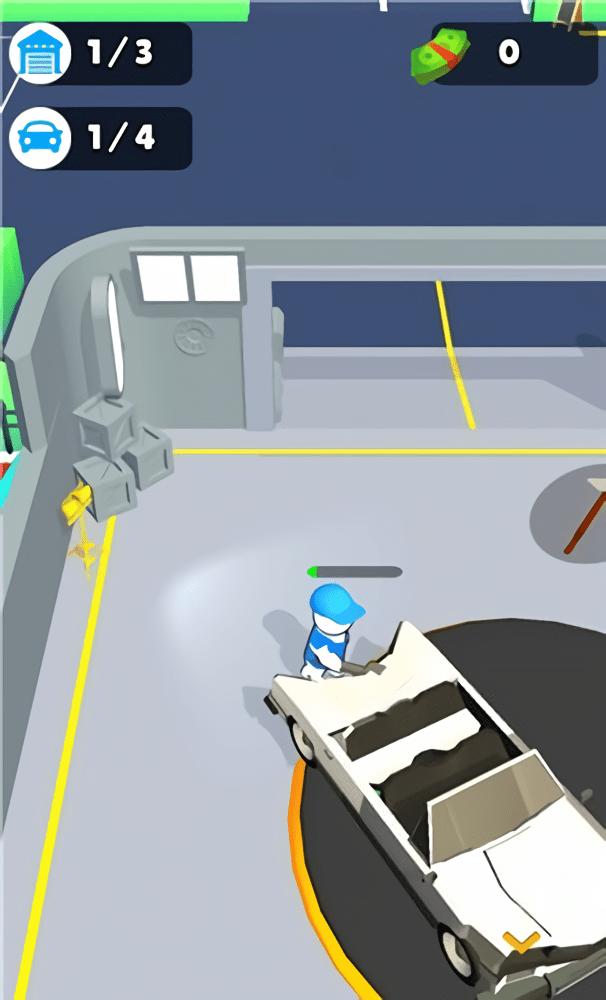 汽车改装工作室游戏