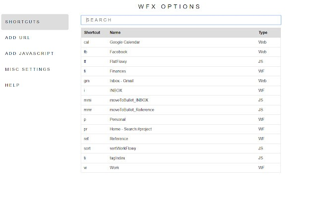 WFx for WorkFlowy最新版 v2.5.9 谷歌版 1