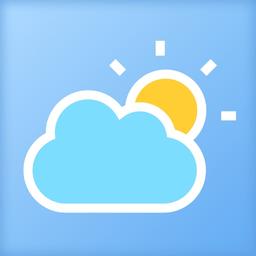 极简桌面天气软件
