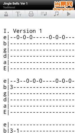 无限吉他乐谱 Ultimate Guitar Tabs 手机吉他谱下载v2.1.2 当易网
