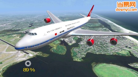 飞机模拟驾驶真实版_
