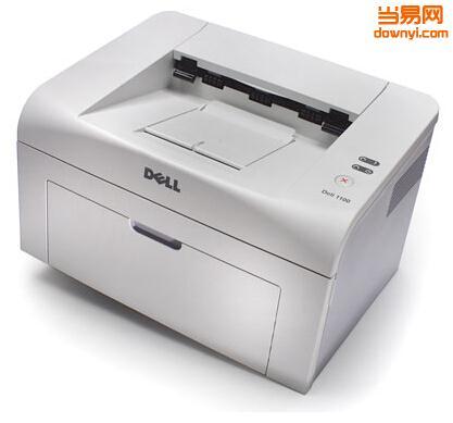 戴尔dell 1100打印机驱动