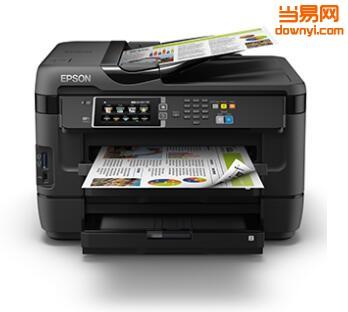 爱普生Epson WF-7621打印机驱动