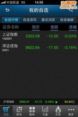 宏信证券ios版 v5.6.1.9 官网iPhone版 0