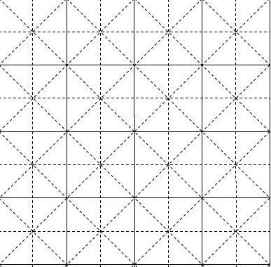 米字格doc模板(米字格练字模板)室内设计公司ci图片