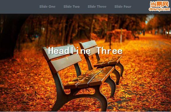全屏响应式幻灯片(CSS3) 全屏焦点图代码