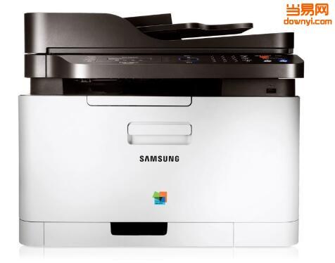 SAMSUNG CLX-3306FN打印机