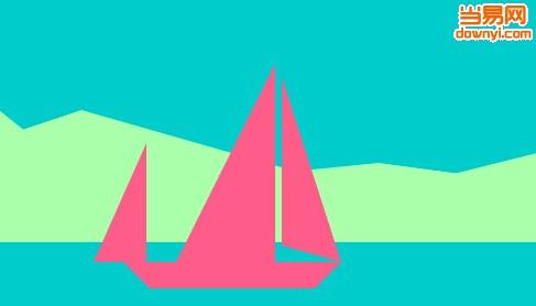 纸叠小船全步骤图